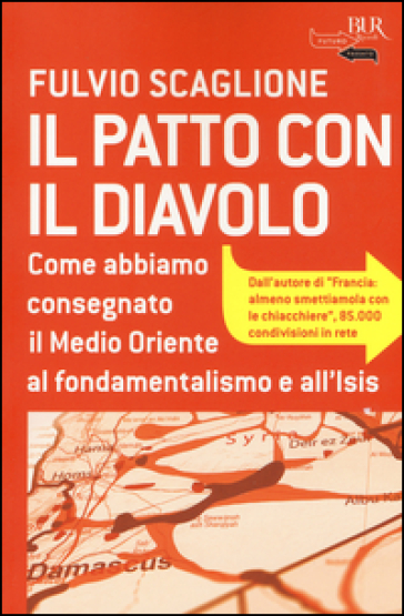 Il patto con il diavolo - Fulvio Scaglione | Thecosgala.com