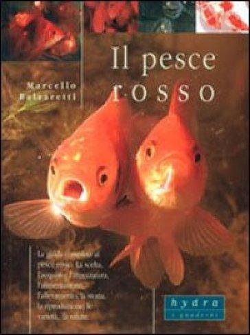 Il pesce rosso - Marcello Balzaretti   Rochesterscifianimecon.com