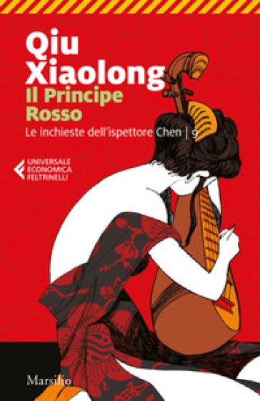 Il principe rosso - Xiaolong Qiu  
