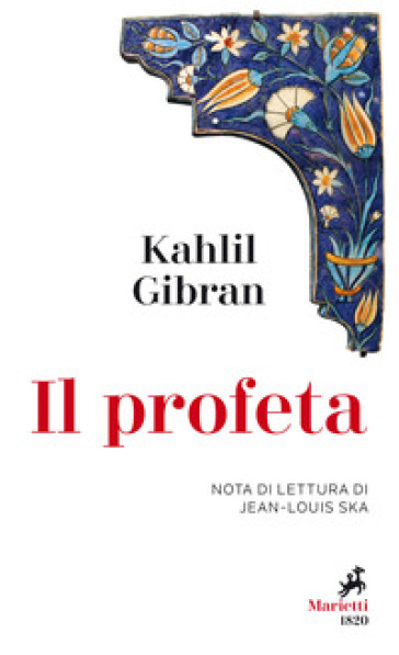 Il profeta - Kahlil Gibran | Rochesterscifianimecon.com