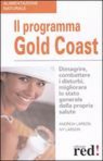 Il programma Gold Coast - Andrew Larson   Rochesterscifianimecon.com