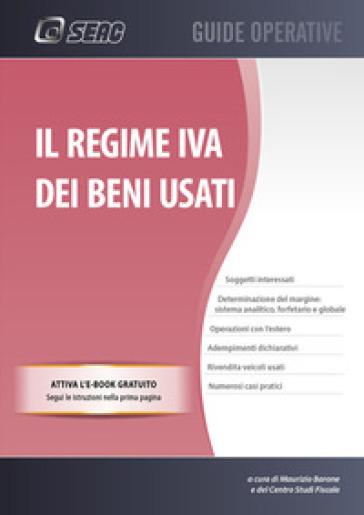 Il regime IVA dei beni usati - M. Barone |