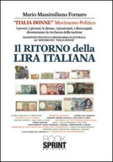 Il ritorno della lira italiana - M. Massimiliano Fornaro pdf epub