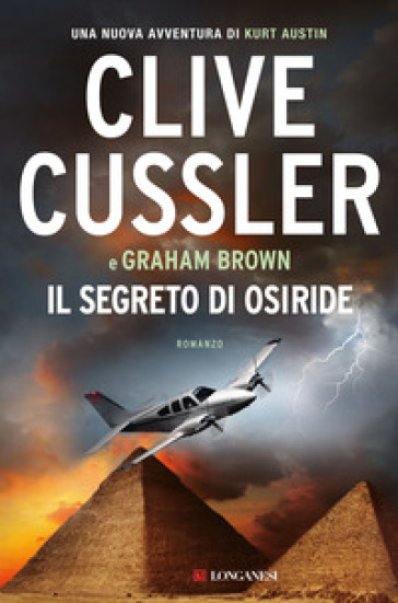 Il segreto di Osiride - Clive Cussler | Rochesterscifianimecon.com