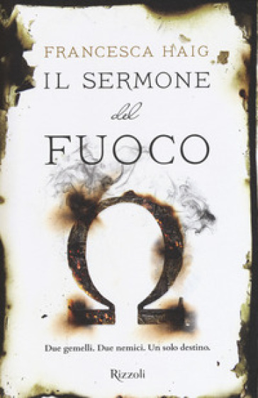 Il sermone del fuoco - Haig Francesca |