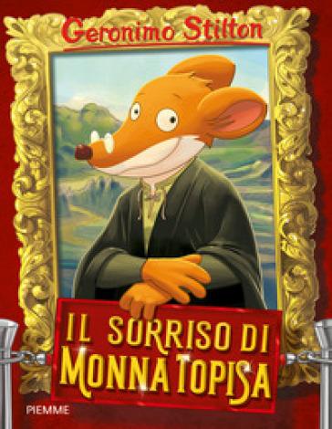 Il sorriso di Monna Topisa - Geronimo Stilton | Rochesterscifianimecon.com