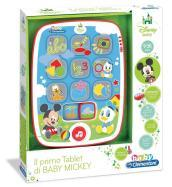 Il tablet di Baby Mickey