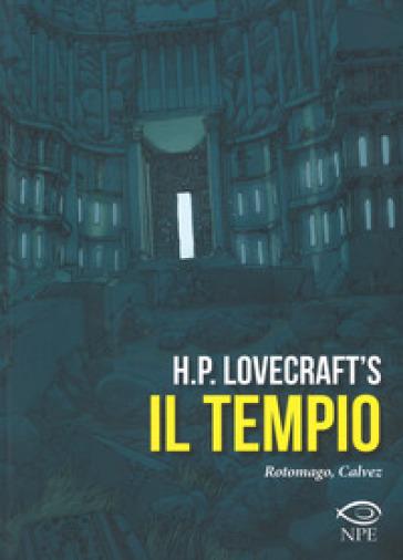Il tempio - Howard Phillips Lovecraft | Rochesterscifianimecon.com