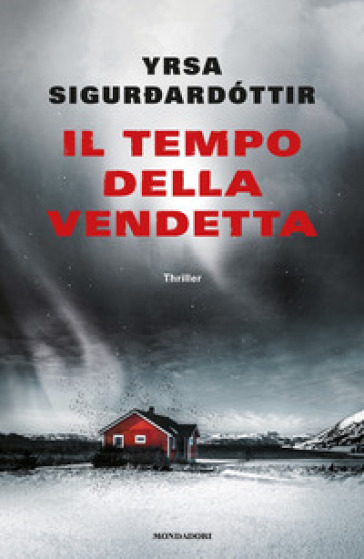 Il tempo della vendetta - Yrsa Sigurdardottir pdf epub