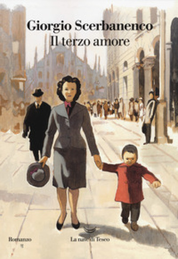 Il terzo amore - Giorgio Scerbanenco   Rochesterscifianimecon.com