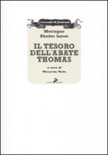 Il tesoro dell'abate Thomas - Montague Rhodes James pdf epub