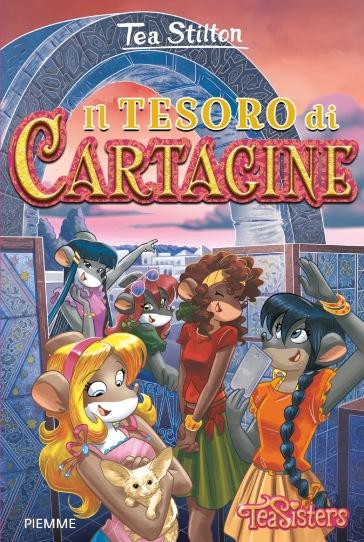 Il tesoro di Cartagine - Tea Stilton |