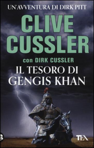 Il tesoro di Gengis Khan - Clive Cussler |