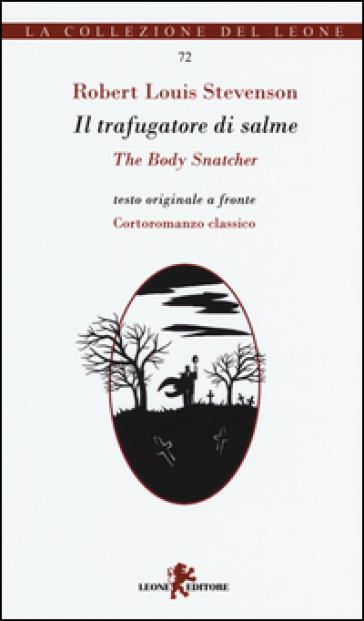 Il trafugatore di salme - Robert Louis Stevenson | Jonathanterrington.com
