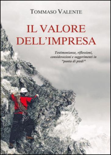 Il valore dell'impresa - Tommaso Valente pdf epub