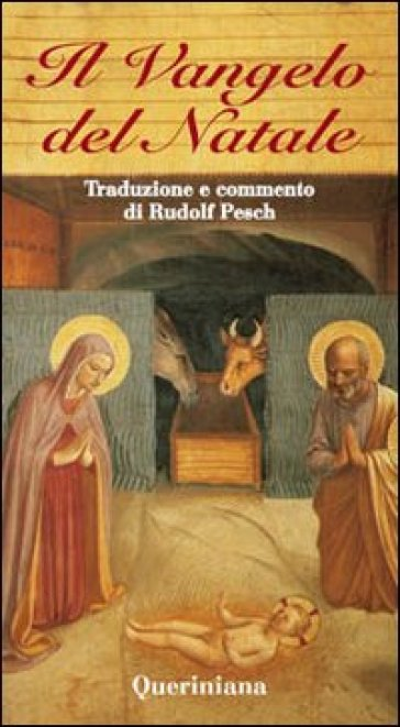Il vangelo del Natale - V. Maraldi |