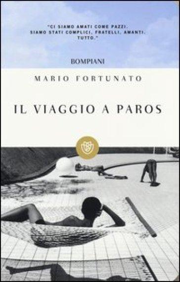 Il viaggio a Paros - Mario Fortunato   Kritjur.org