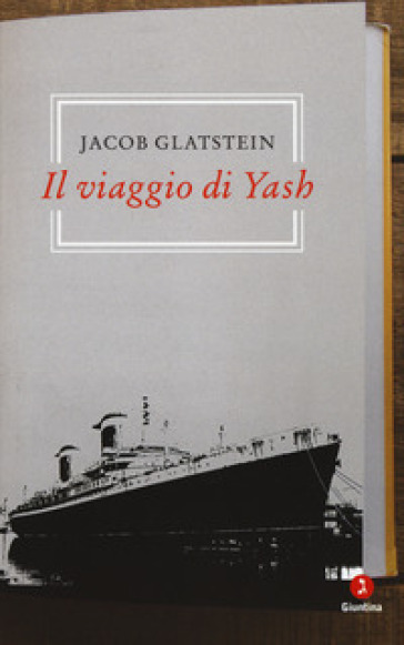Il viaggio di Yash - Jacob Glatstein | Kritjur.org