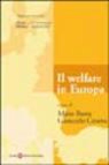 Il welfare in Europa - M. Barea  
