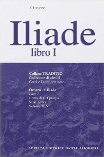 Iliade. Libro 1º - Omero |