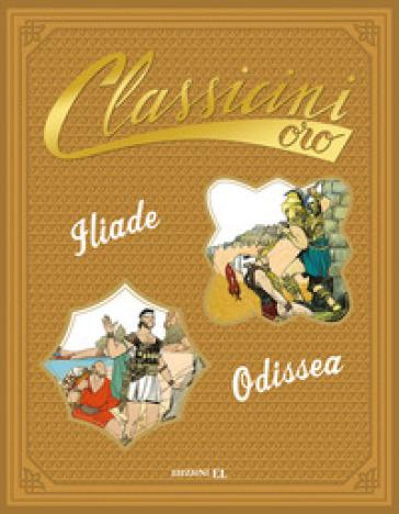 Iliade. Odissea - Pierdomenico Baccalario (P.D. Bach) | Kritjur.org