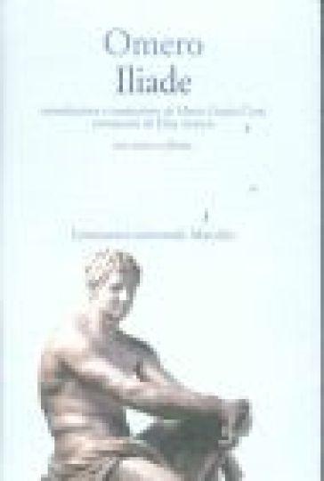 Iliade. Testo greco a fronte. Ediz. ampliata - Omero pdf epub