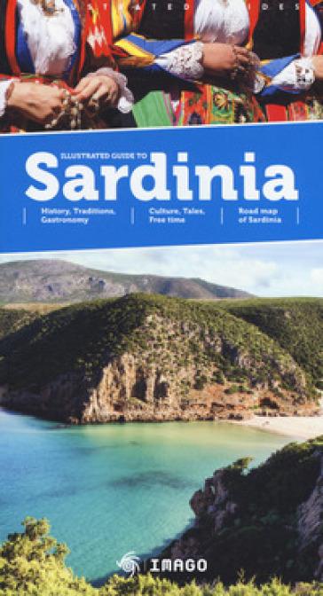 Illustrated guide to Sardinia - Giulio Concu | Rochesterscifianimecon.com