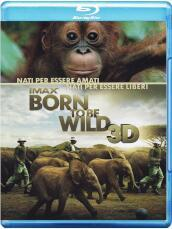 Imax - Born to be wild (Blu-Ray)(3D+2D)