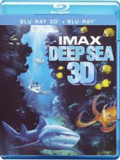 Imax - Deep sea 3D (Blu-Ray)(+blu-ray)