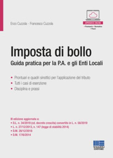 Imposta di bollo - Enzo Cuzzola |
