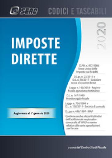 Imposte dirette - Centro Studi Fiscali Seac | Thecosgala.com