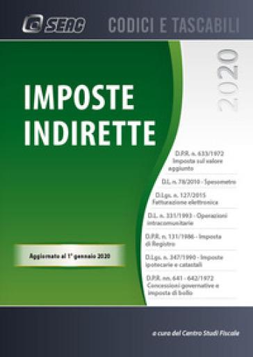 Imposte indirette - Centro Studi Fiscali Seac   Thecosgala.com
