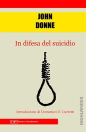 In difesa del suicidio