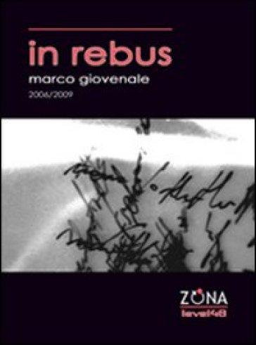 In rebus - Marco Giovenale | Jonathanterrington.com