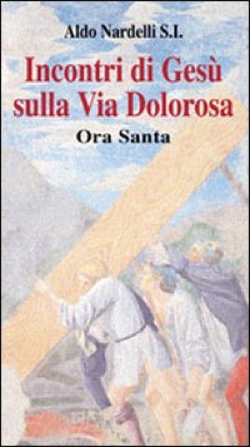 Incontri di Gesù sulla Via Dolorosa. Ora Santa - Aldo Nardelli |