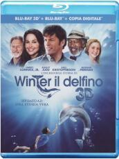 Incredibile Storia Di Winter Il Delfino (L ) (3D) (Blu-Ray+Blu-Ray 3D+Copia Digitale)