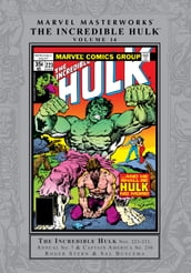Incredible Hulk Masterworks