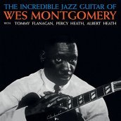 Incredible jazz guitar of wes