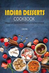 Indian Desserts Cookbook