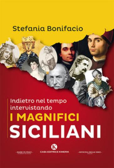 Indietro nel tempo intervistando i magnifici siciliani - Stefania Bonifacio   Jonathanterrington.com