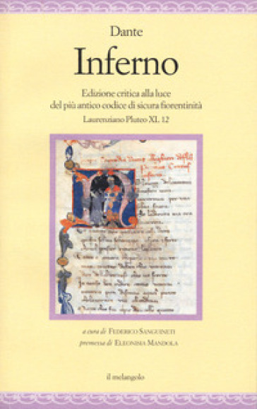 Inferno I-XVII - Dante Alighieri | Jonathanterrington.com