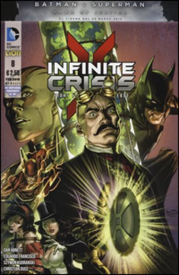 Infinite crisis. Fight for multiverse. 8. - F. Matteuzzi pdf epub
