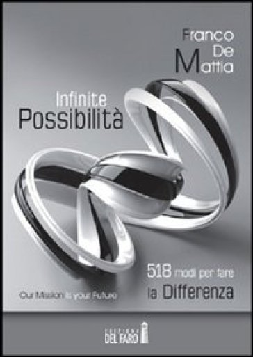 Infinite possibilità. 518 modi per fare la differenza - Franco De Mattia |