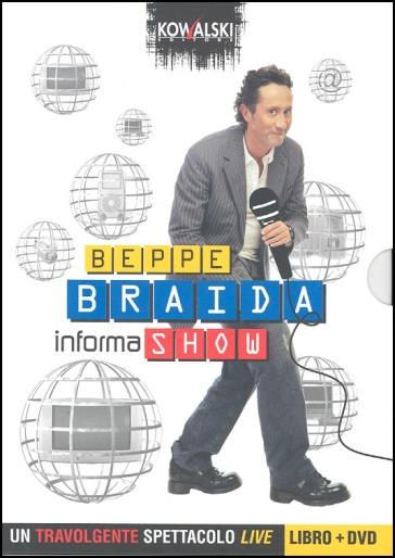 Informa show. Con DVD - Giancarlo Bozzo   Jonathanterrington.com