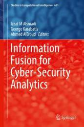 Information Fusion for Cyber-Security Analytics