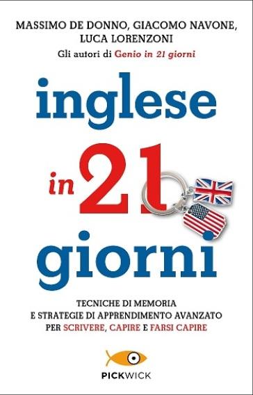 Inglese in 21 giorni - Massimo De Donno |