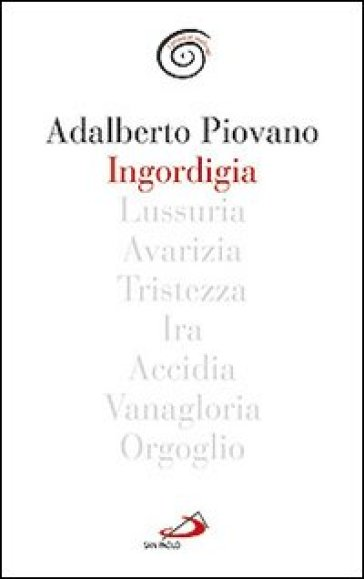 Ingordigia - Adalberto Piovano pdf epub