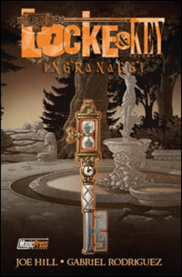 Ingranaggi. Locke & Key. 5.
