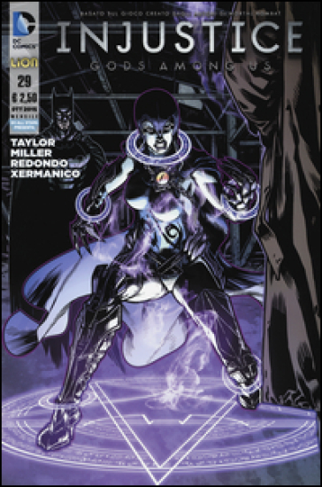 Injustice. Gods among us. 29. - Tom Taylor | Rochesterscifianimecon.com