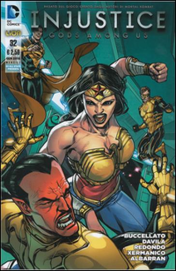 Injustice. Gods among us. 32. - Brian Buccellato  